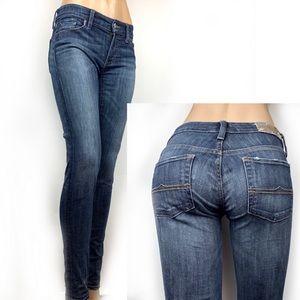 DENIM & SUPPLY Ralph Lauren Skinny Jeans 25